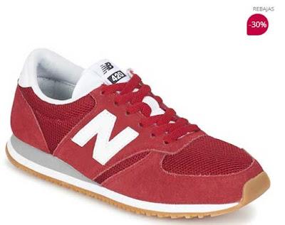 rebajas zapatillas New Balance U420
