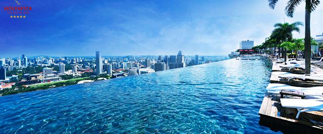 Bể bơi vô cực Movenpick Đà Nẵng