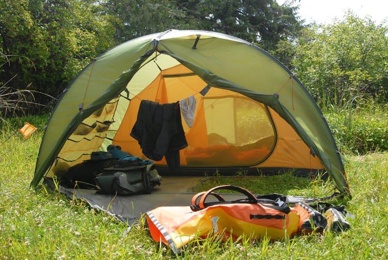 ExpedLife: Exped Venus III DLX Plus tent
