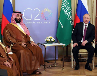 Saudi Arabia Will Host First G20 Summit in 2020