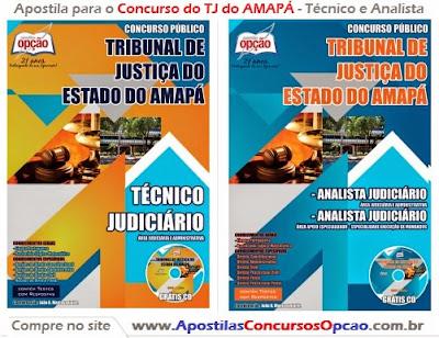 Apostila Especifica TJ do Amapá - Técnico Judiciário