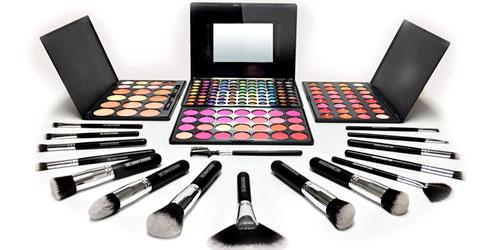 Kit de maquillaje para profesionales