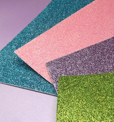 Photography Glitter Card Stock