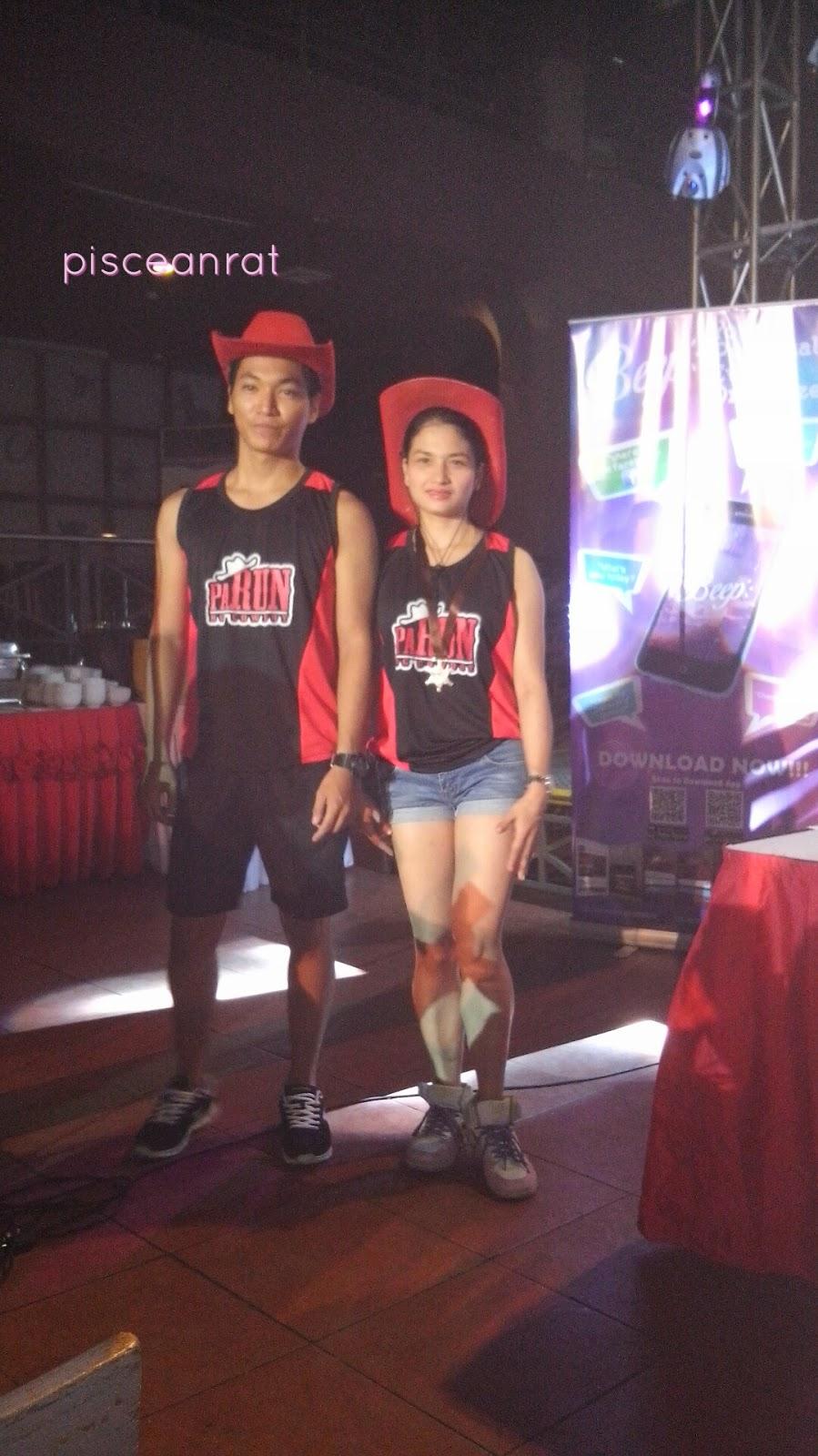 parun ng cowboy finisher, parun ng cowboy medal, parin ng cowboy schedule, fitness blogger philippines,