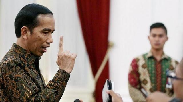 Jokowi Tak Kalem Lagi, Ini Kata Pakar