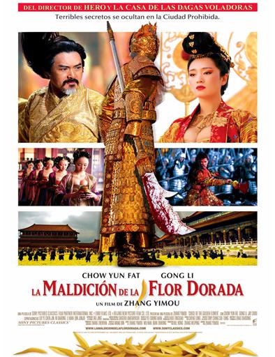 Ver La maldición de la flor dorada (2006) Online