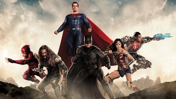 Resensi Justice League: Awal Perkenalan dan Pertarungan