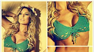 Bikini Crochet / Patrones