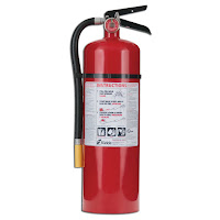 This is a basic Fire Extinguisher and is similar to a Co2 Cryo Tank that is used to create cryo special effects