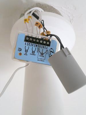 Ventilador De Teto Controle Remoto Com Defeito (71)4113-1825 Salvador-Ba