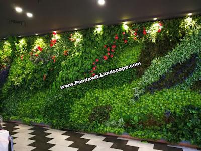 Vertical garden sintesis jakarta selatan