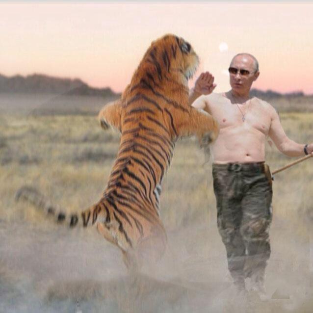 """""""Kalau Ingin Jaya, RI Butuh Pemimpin seperti Putin, Nggak Planga Plongo"""""""