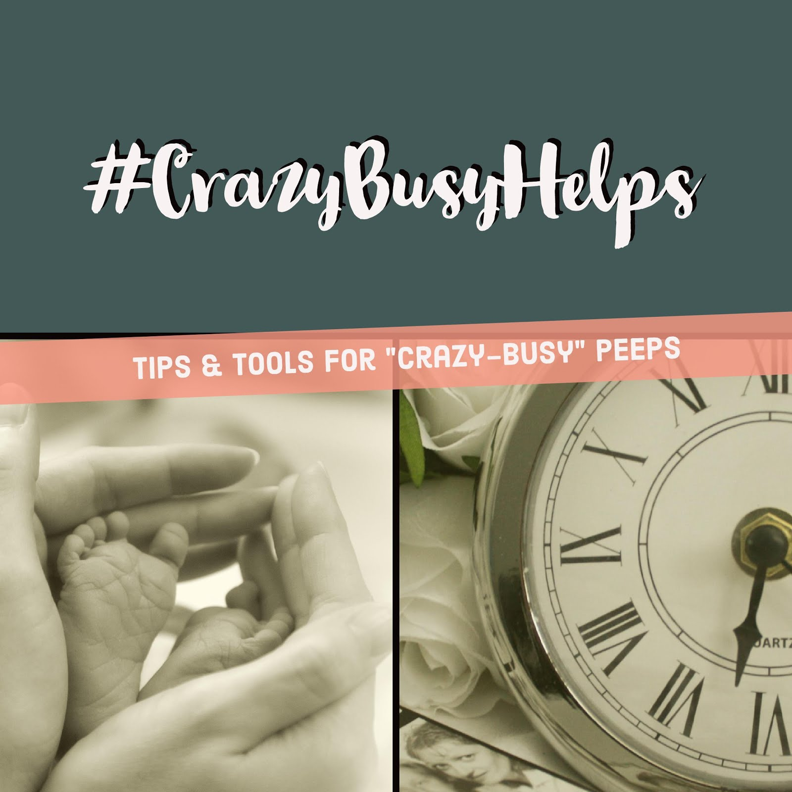 Crazy-busy Helps Series