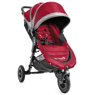 Daddyshortlegs Baby Joggger City Mini GT