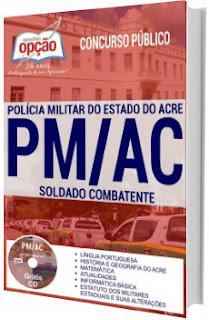 Apostila Polícia Militar AC 2017