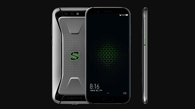 Xiaomi Black Shark Gaming Smartphone Andalan