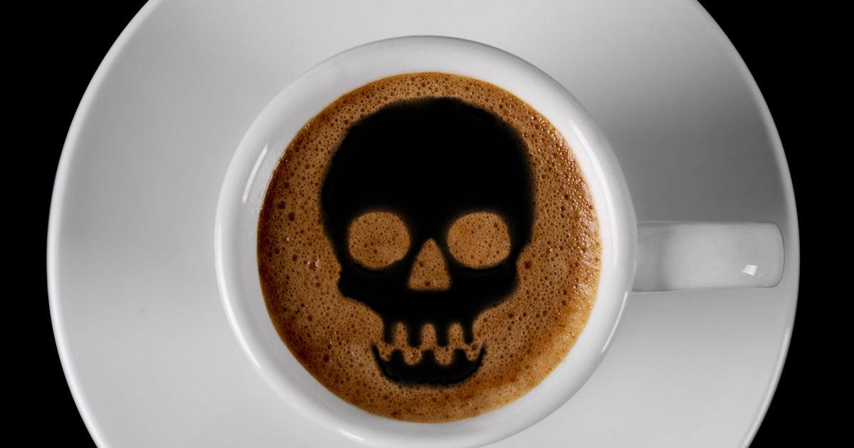 cafe es malo para la vesicula