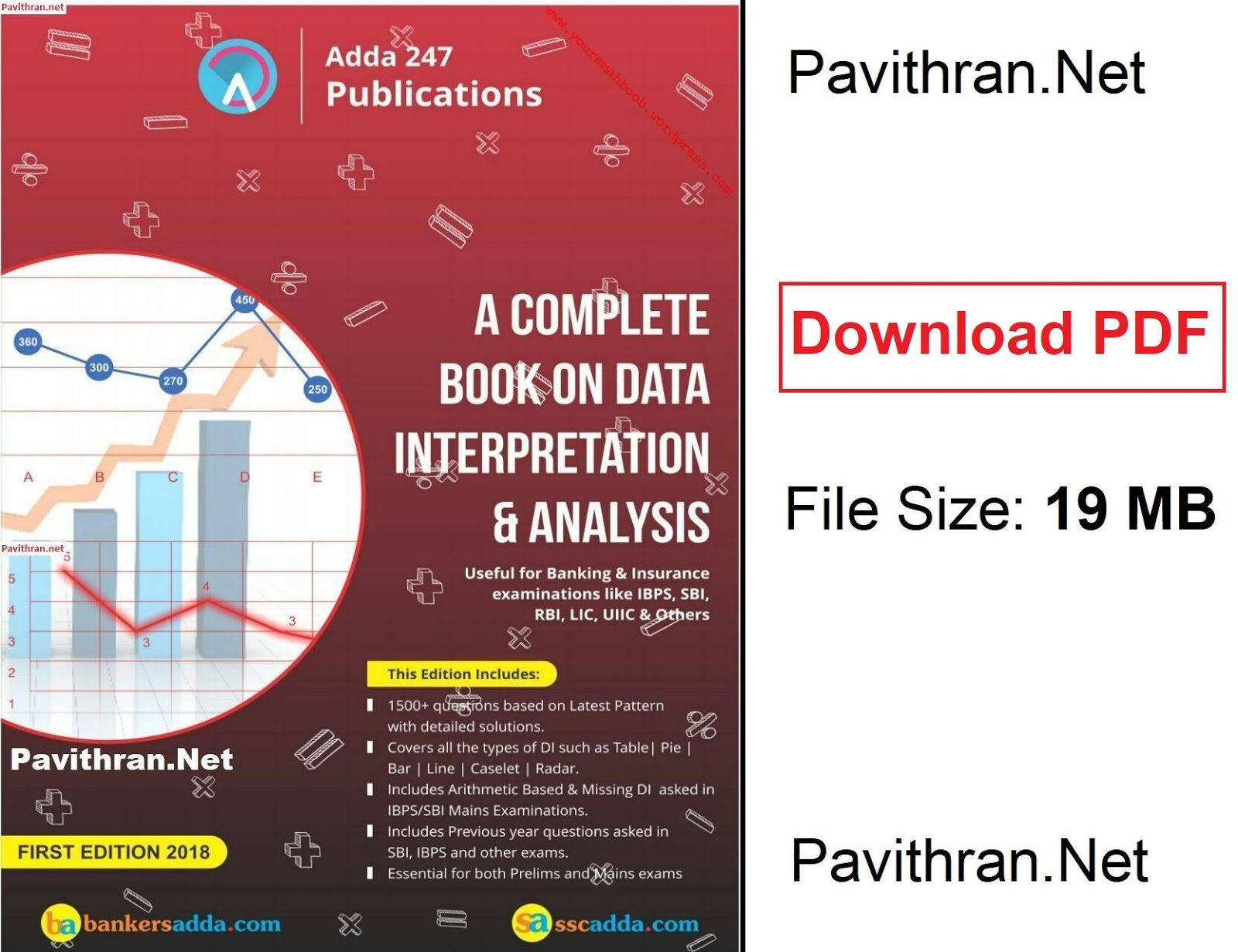 Data Interpretation & Analysis Book