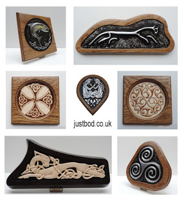 Unique Gifts ~ Inspired by a love of history and nature ~ Justbod