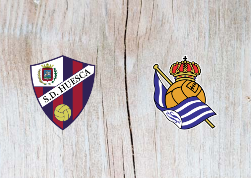 SD Huesca vs Real Sociedad - Highlights 21 September 2018