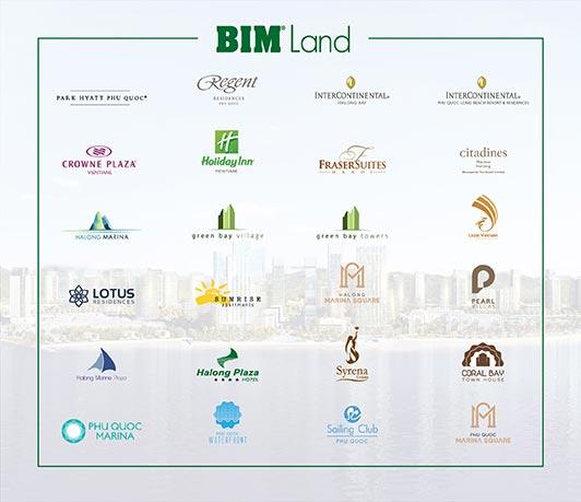 Các đối tác chiến lược của Bim Group