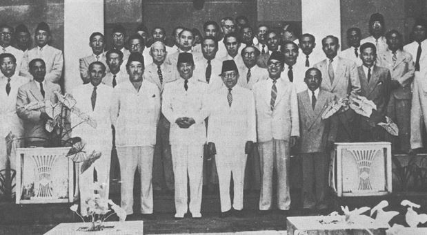 Kabinet Ali Sastroamijoyo 1 dan 2