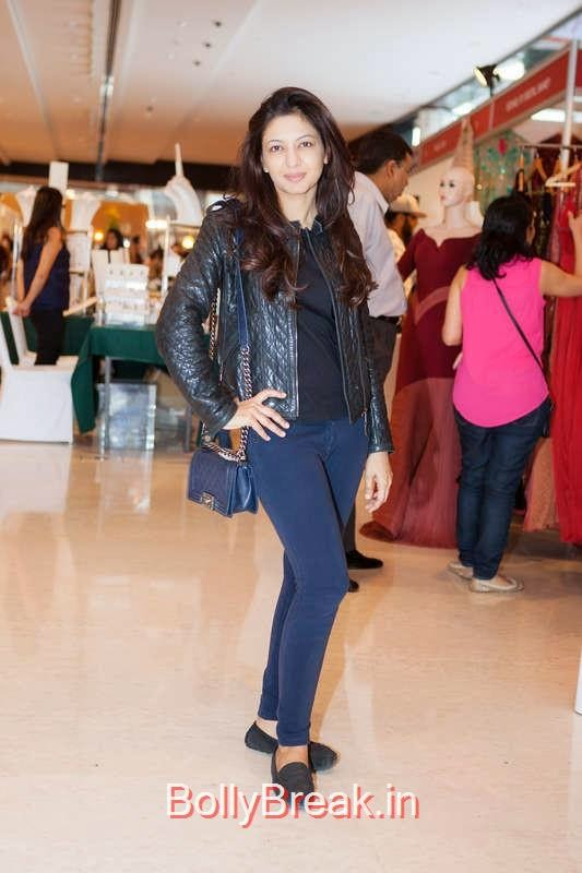 Razia Kashif, Nishka Lulla Hot Pics At Designer Nishka Lulla Snapped at DIVAlicious