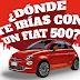 ¿Porque no ganar tu FIAT 500 con Tefal?