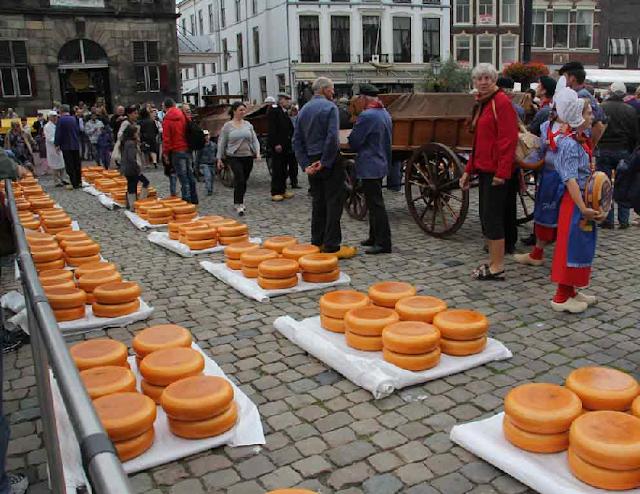 O que fazer em Gouda na Holanda