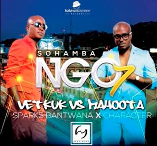 Vetkuk Vs Mahoota Feat. Sparks Bantwana & Character - Sohamba Ngo 7 (Original)
