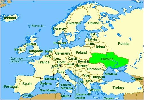 Ukraine Between Civilizations