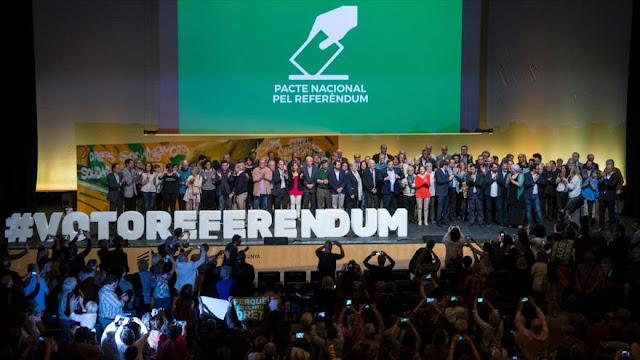 Cataluña ultima su independencia de España con o sin referéndum