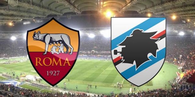 Roma vs Sampdoria Full Match & Highlights 28 January 2018