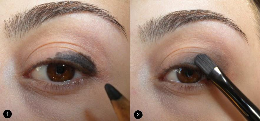 My Makeup Challenge Makijaż Do Chabrowej Sukienki Krok Po Kroku