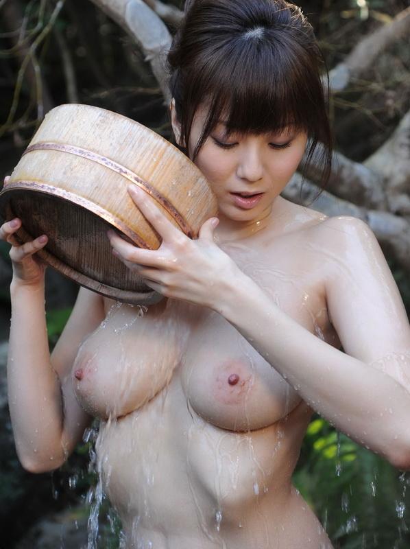 Men black japanese girls bathing nude male