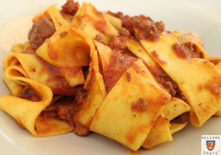 Immagine - Pappardelle - Lepre