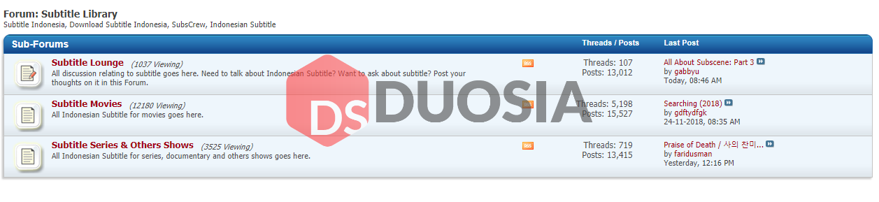 forum download subtitle indonesia