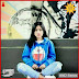 AND045 Sweater Wanita Murah Doraemon Hoodie Text BMGShop