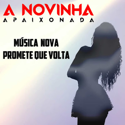 A Novinha Apaixonada - Música Nova - Promete que volta