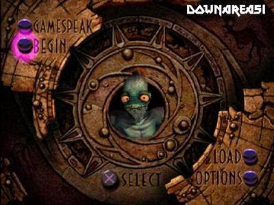 In a lush the world of diabolical danger where everyone wants to swallow you lot Download Game PS1 Oddworld Abe's Oddysee