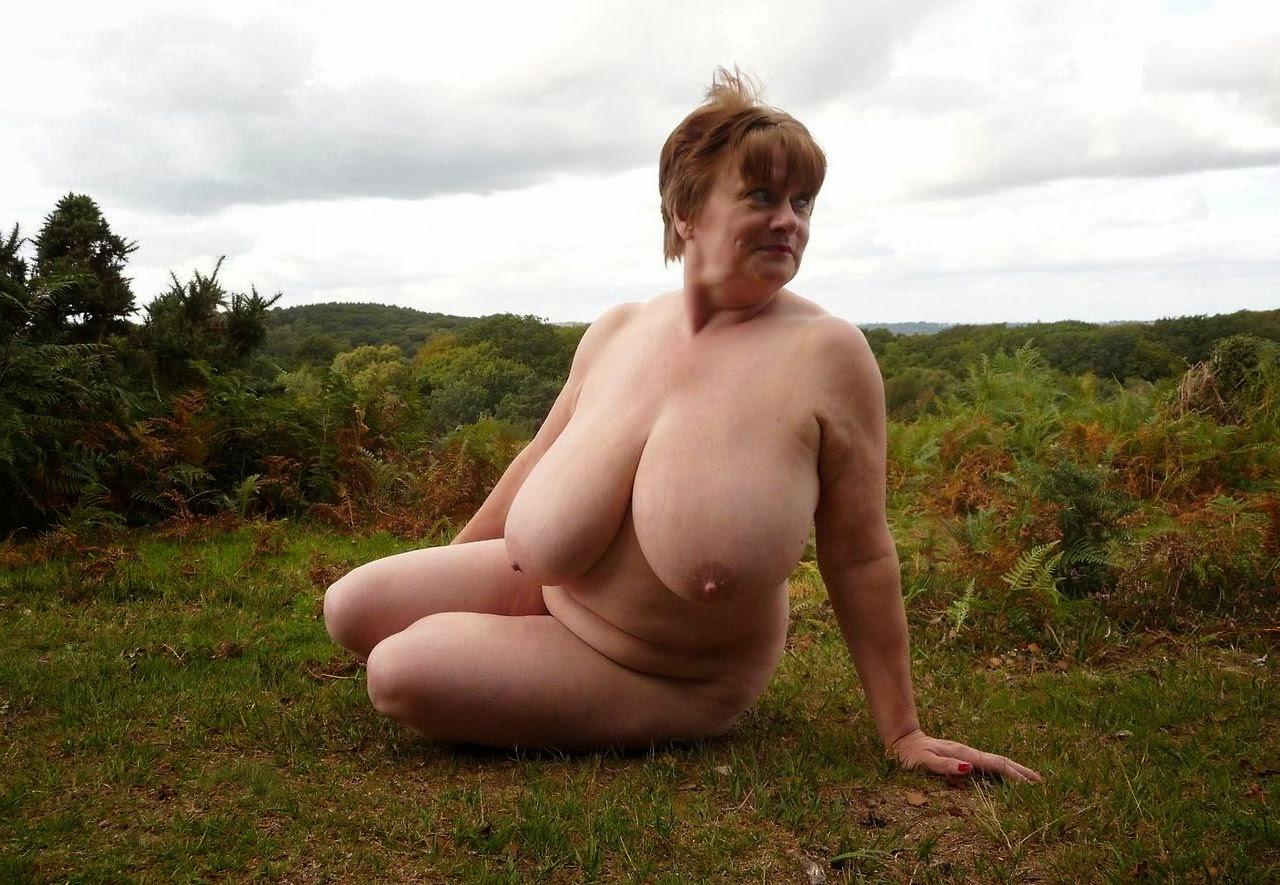 Dicke fette frauen nackt