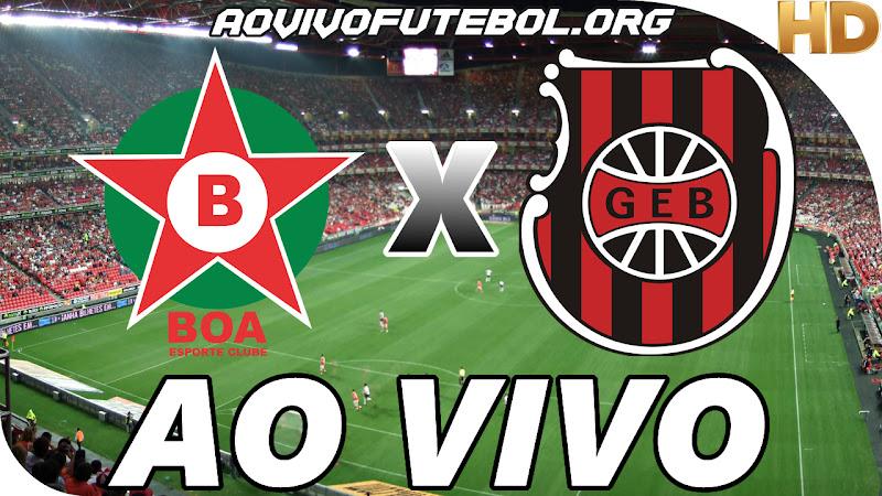 Assistir Boa Esporte Clube x Brasil de Pelotas Ao Vivo
