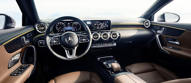 Mercedes-Benz Classe A 2019 - interior