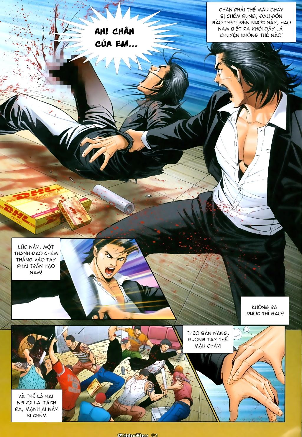 Người Trong Giang Hồ NetTruyen chap 1024 - Trang 15