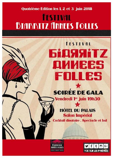 Festival Biarritz Années Folles 2018