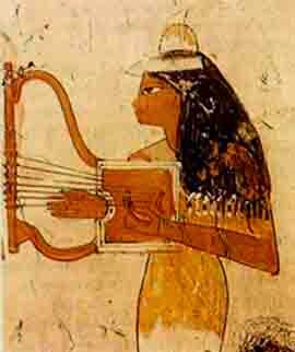 The Nazaroo Zone: Daniel (pt 16): Greek Musical Instruments