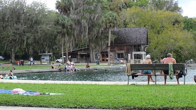 De Leon Springs State Park, Florida