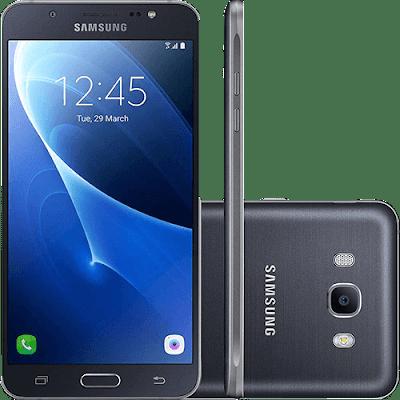 Smartphone Samsung Galaxy J7 2016 Metal J710 16GB