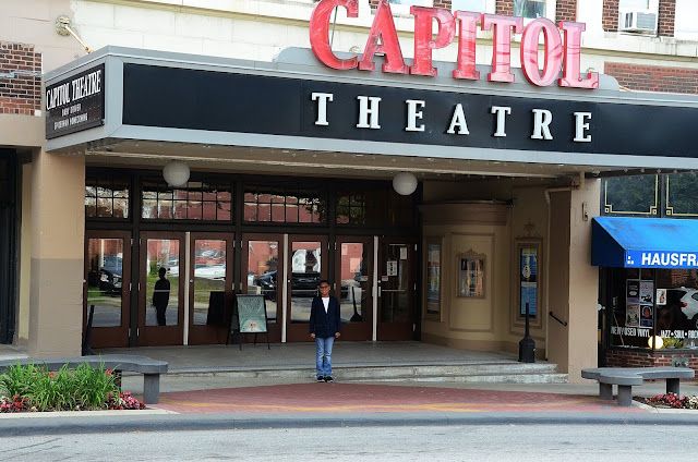 The Capitol Theater in Cleveland's Gordon District