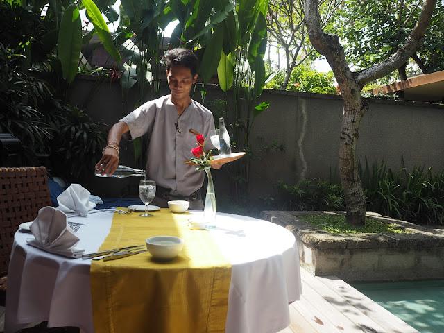 room service bali